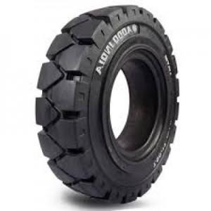 Addo India 600-9     Siyah Dolgu Segmanlı Forklift Lastiği